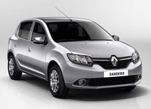 renault sandero_newest